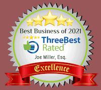 Joe Miller on ThreeBest Rated